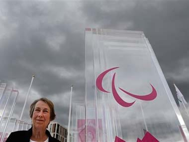 Representational image for the Paralympics. AP