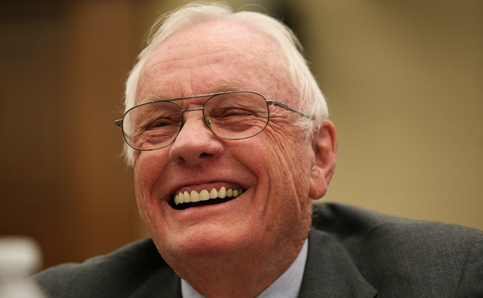 Neil Armstrong, commander of Apollo 11 and the first man on the moon passed away at 82. Reuters