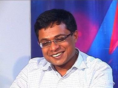 Sachin Bansal, Executive CEO, Flipkart