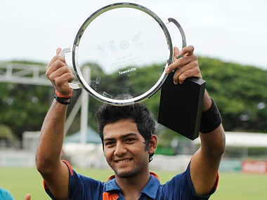 Unmukt Chand's biggest challenge lies in the senior circuit. Getty Images