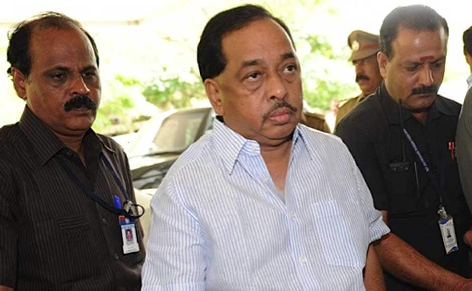 Former Maharashtra chief minister and present Minister for Port and Employment Narayan Rane at the Global Hospitals in Chennai visited Union Minister Vilasrao Deshmukh last week where he was admitted. Deshmukh passed away today afternoon. Firstpost
