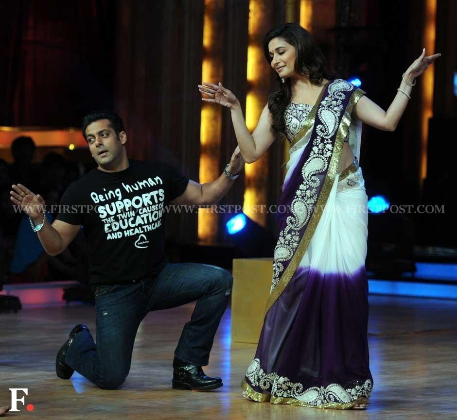 Salman Khan and Madhuri Dixit. Sachin Gokhale/Firstpost