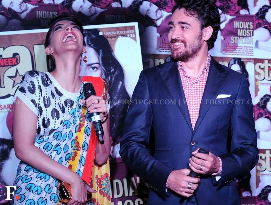 Sonam Kapoor and Imran Khan. Sachin Gokhale/Firstpost