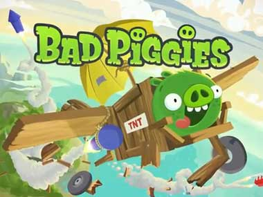 The Bad Piggies are coming: Rovio to launch new game today