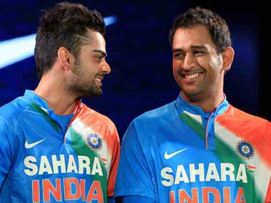 Kohli will be a big piece of the puzzle for India too. PTI