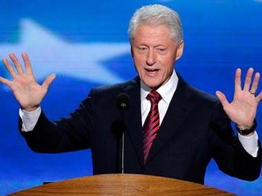 Bill Clinton. AP