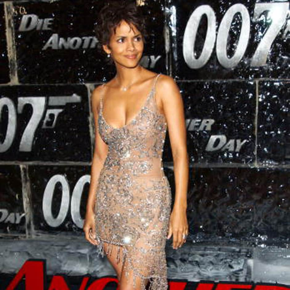 Actress Halle Berry attends a special screening of 'Die Another Day' on November 11, 2002 in Los Angeles, California. Getty Images