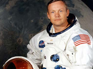 NASA to honour Neil Armstrong on 13 Sep