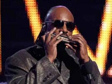 Two sentenced for extorting Stevie Wonder with video