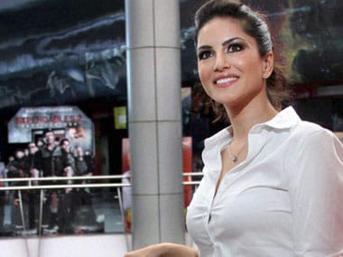 I want to do family oriented films: Sunny Leone