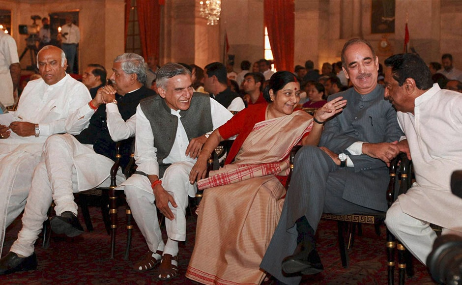 Images: Team Rahul, Congress veterans make the cut in cabinet reshuffle