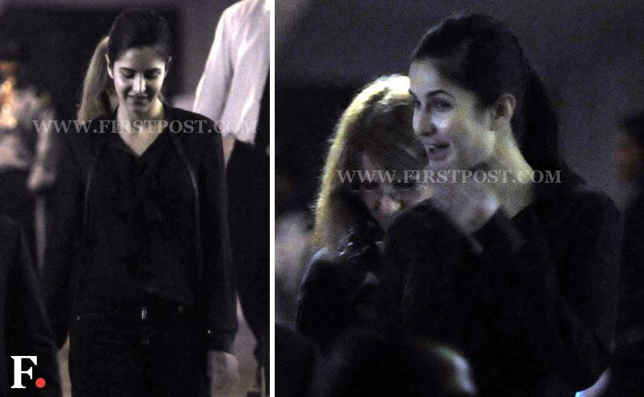 Images: Katrina Kaif spotted with mommy dear?