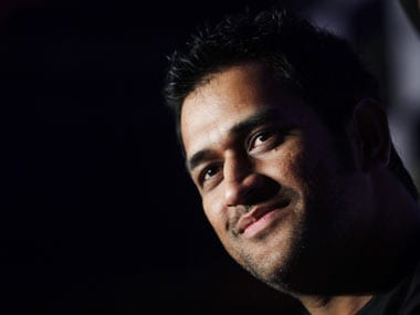 Dhoni is looking beyond cricket already. Reuters