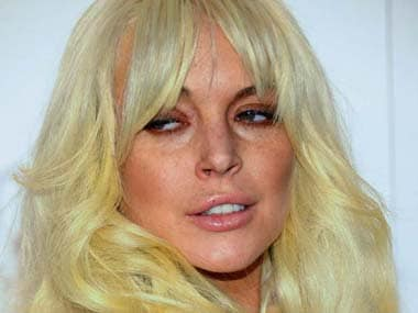 Troubled star Lindsay Lohan involved in scuffle
