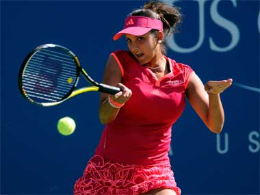 Sania Mirza is looking to help young, upcoming players. Getty Images