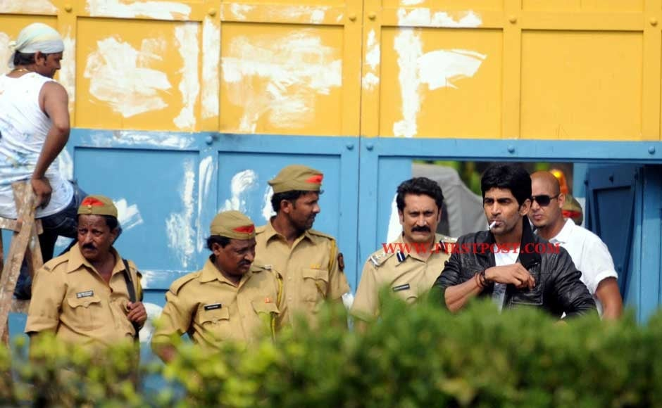 On the sets of Khiladi 786. Sachin Gokhale/Firstpost