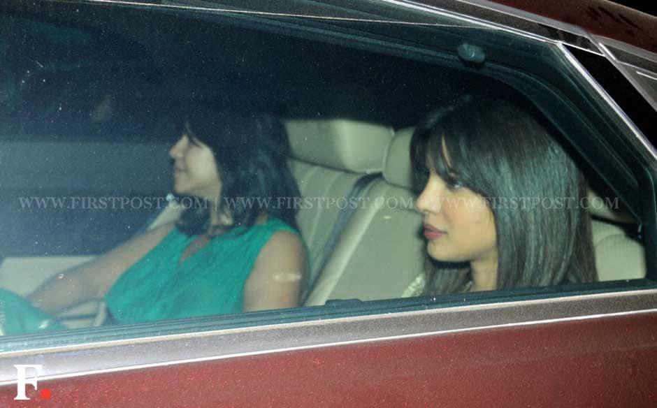 Ekta Kapoor with Priyanka Chopra. Sachin Gokhale/Firstpost