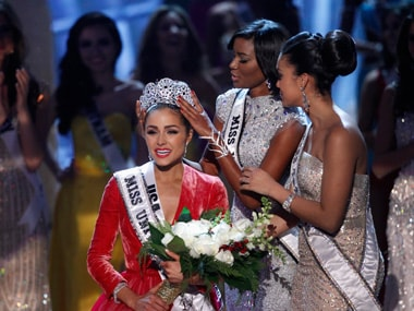 Miss USA Olivia Culpo crowned Miss Universe 2012