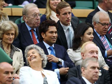 What is Tendulkar's driving force now? Getty Images