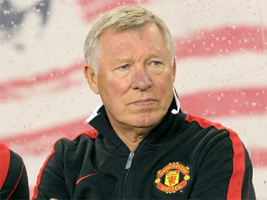 Alex Ferguson is going to be doing a lot of shopping. Getty Images