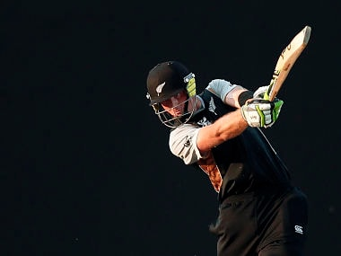 New Zealand's Martin Guptill was in fine form. Reuters