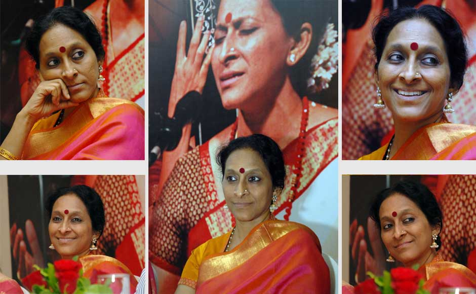 First images of Bombay Jayashree after her Oscar nomination for 'Life of Pi'. Firstpost