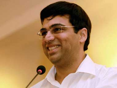 Anand still shares the joint lead in the tournament. PTI