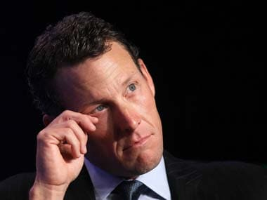 Is Armstrong ready to tell all? Getty Images