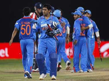 MS Dhoni has always been calm on the field. AP