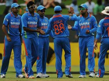 The Indian team could use an old fashioned training camp. AFP