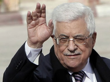 Mahmoud Abbas. AFP