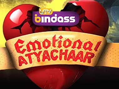 Emotional Atyachaar is trash TV at its best
