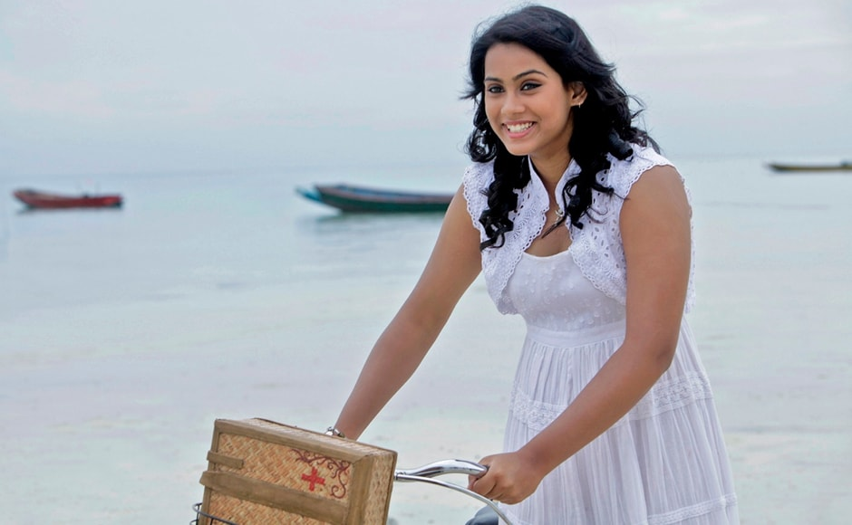 Thulasi Nair is the daughter of yesteryear Tamil actress Radha. Firstpost