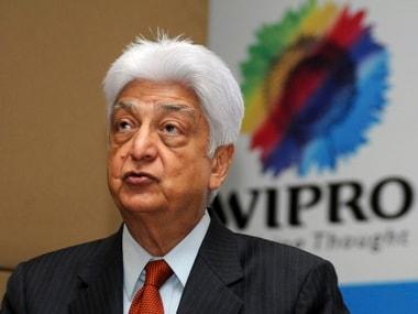 Wipro chairman Azim Premji. Reuters