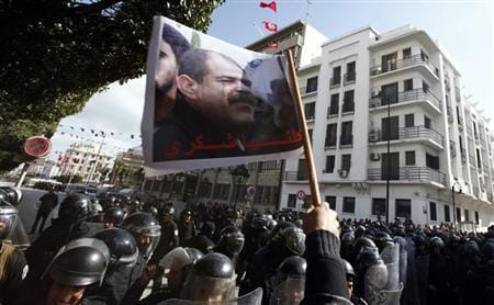 Tunisian govt out after critic's killing causes fury