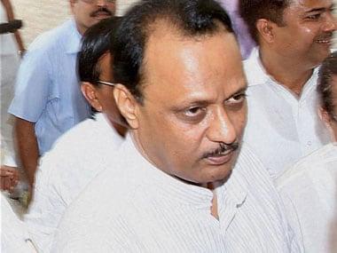Ajit Pawar. PTI