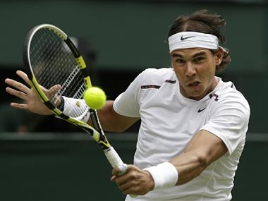 Nadal fears that more players will come down with injuries. AP