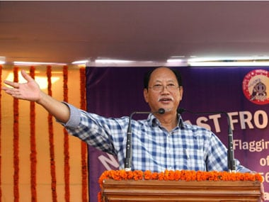 Nagaland Elections: NDPP-BJP alliance will protect Christians' rights in state, CM candidate Neiphiu Rio tells Firstpost