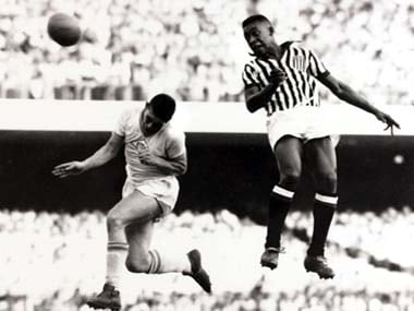 Pele. Getty