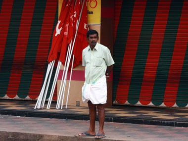 Pro-UDF government service and teachers unions have not joined the strike. Reuters