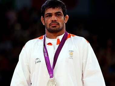 Wrestler Sushil Kumar won a silver medal at the 2012 London Games.