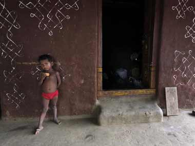 Development or just a menial job for tribal youth? Reuters