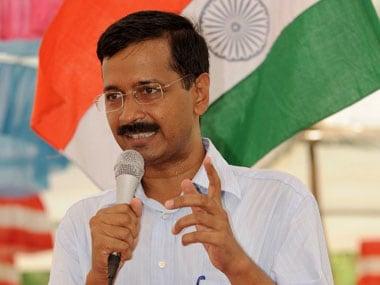 Arvind Kejriwal's AAP slammed Chidu's budget. Agencies.