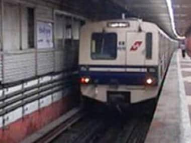 Kolkata metro. Agency