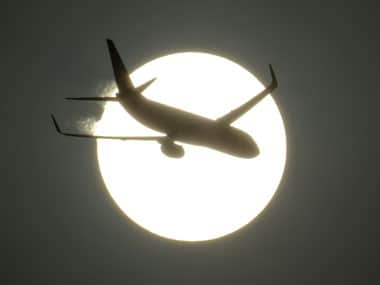 No safety in the skies. Reuters