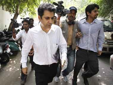 Unitech MD Sanjay Chandra. Reuters