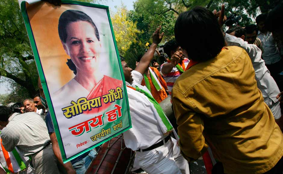 After five years in power, the Congress battled any sentiment of anti-incumbency that may have been there to come back to power again in May 2009. Reuters
