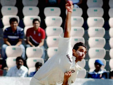 Bhuvneshwar Kumar could have add both openers. PTI
