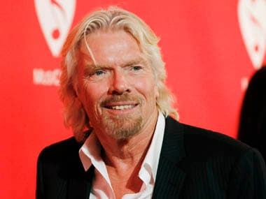 File image of Richard Branson. Reuters