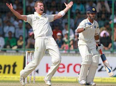 Siddle helped Australia rediscover their fighting spirit. PTI